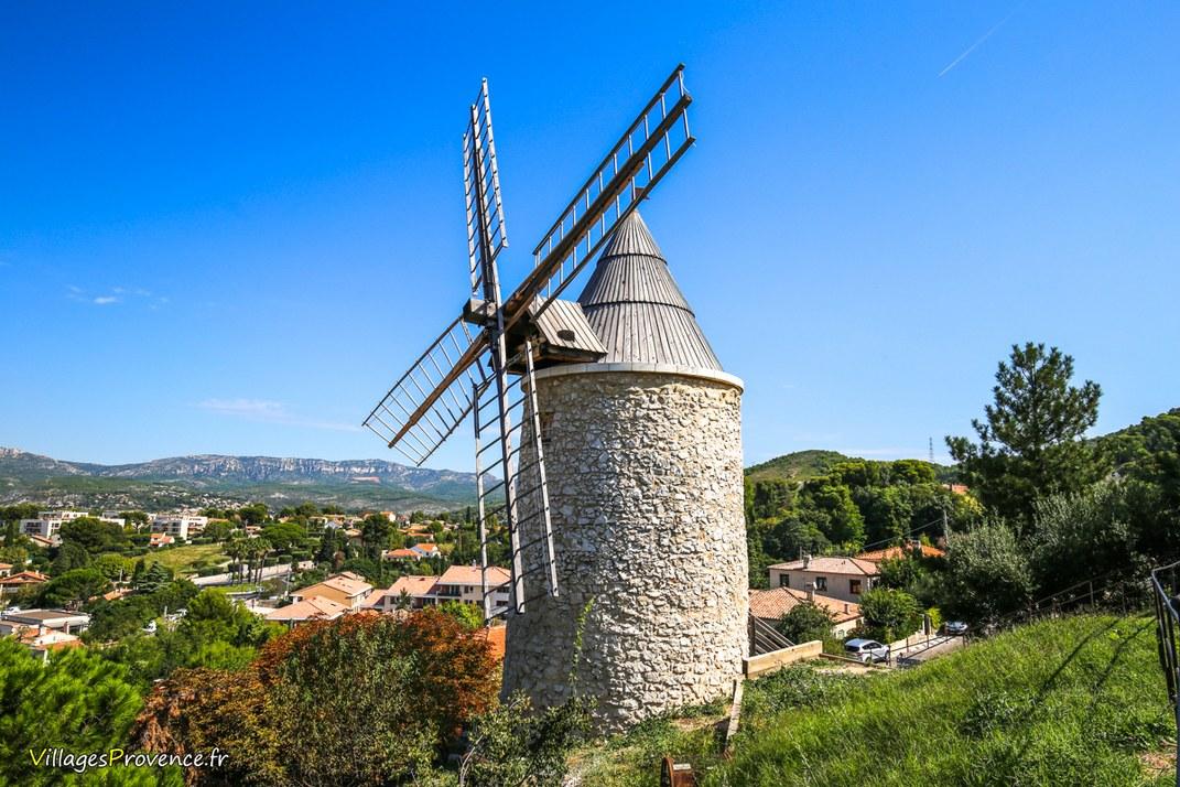 Moulin - Allauch