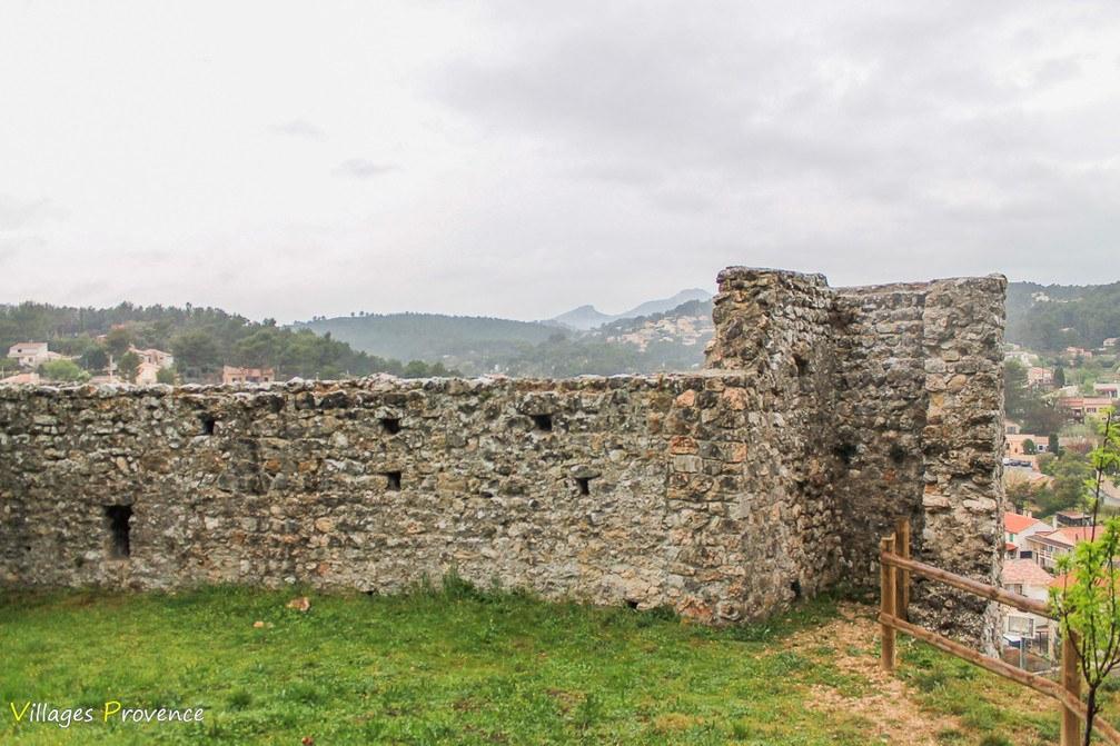 Château - Le Castellas - Peypin