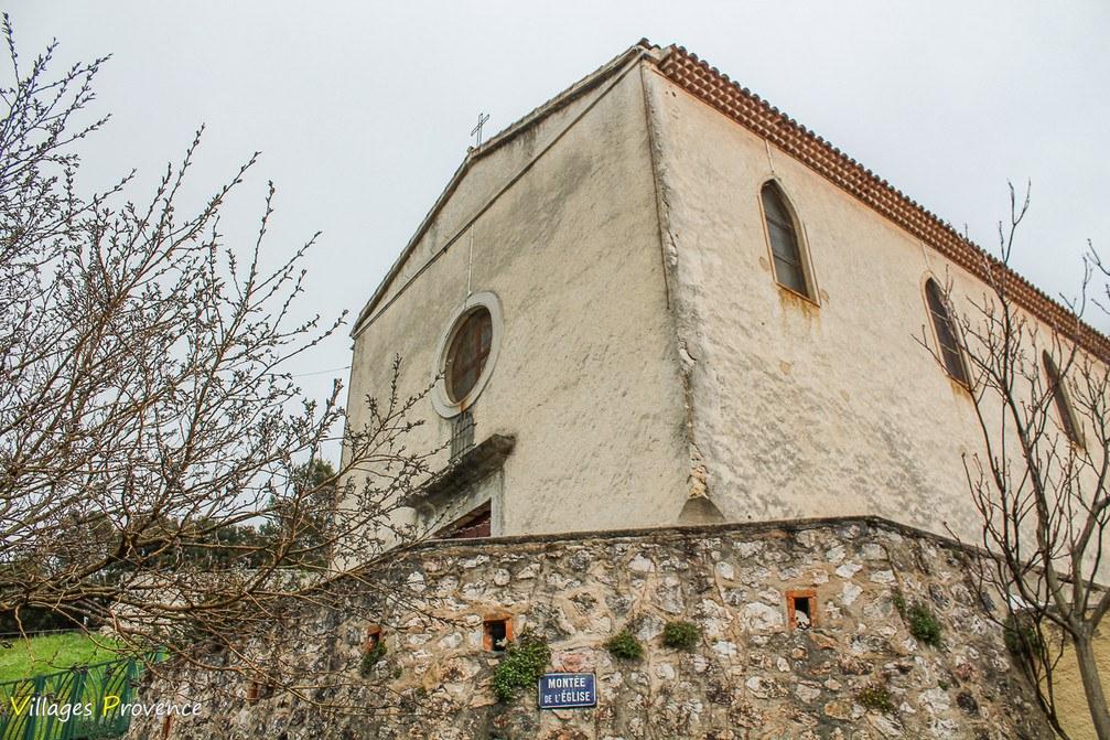 Eglise - Saint-Martin - Peypin