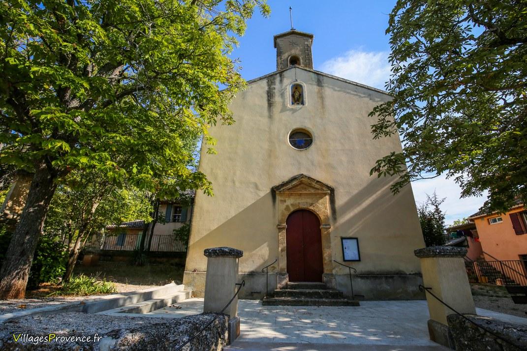 Eglise de Beaurecueil - Beaurecueil