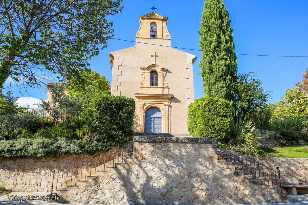 Eglise - Sainte Croix - Le Tholonet