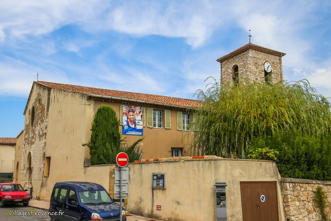 Eglise - Saint André - Bouc-Bel-Air