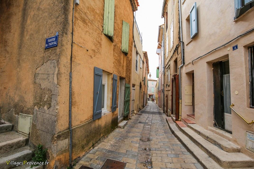 Rue - Bouc-Bel-Air
