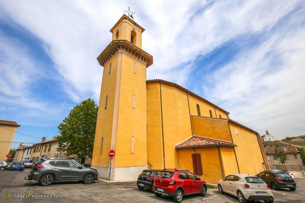 Eglise - Sainte-Marie de l'Assomption - Cabriès