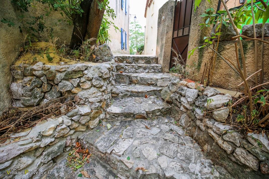 Escaliers - Cabriès