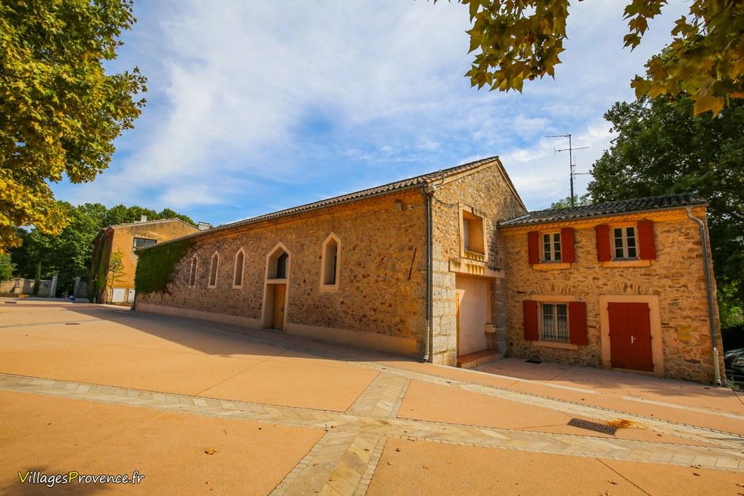 Bâtiment - Châteauneuf-le-Rouge