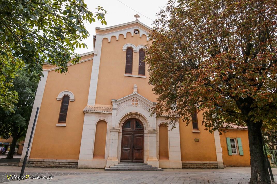 Eglise - Sainte Marie - Gardanne