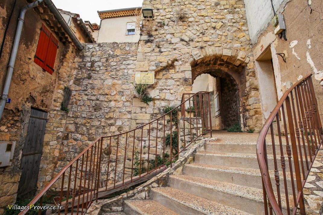 Escaliers - Gardanne