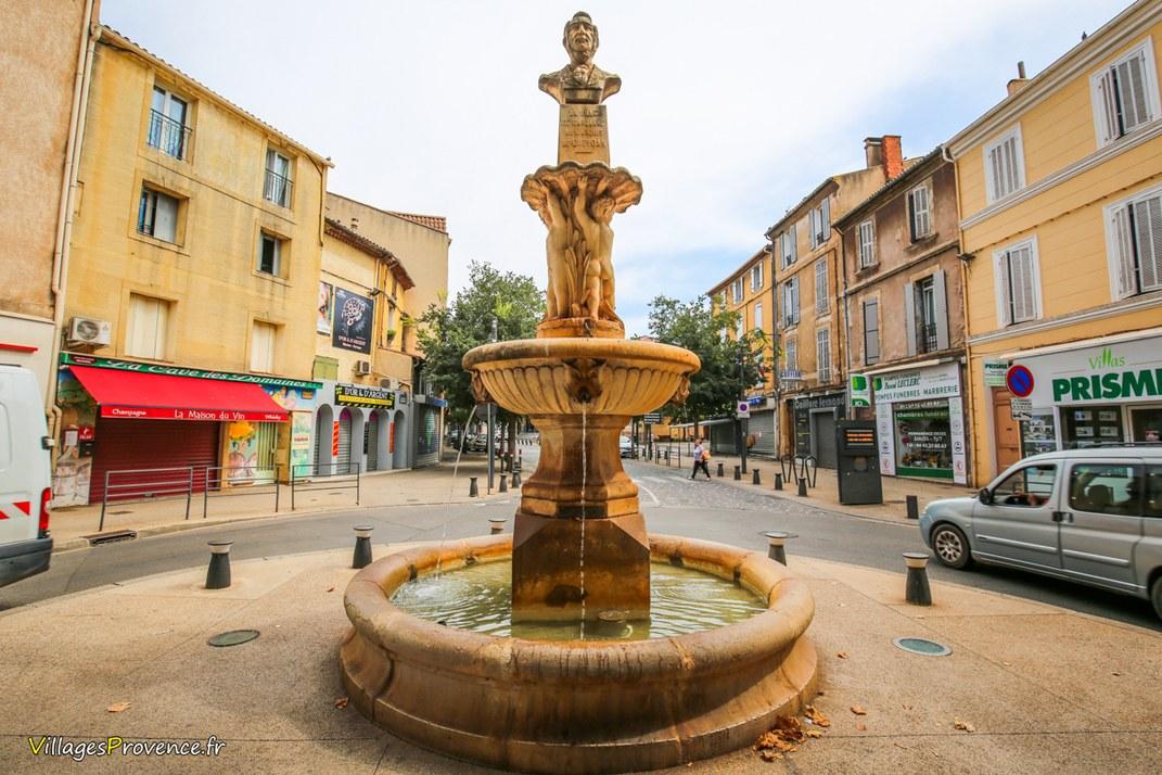 Fontaine - Gardanne
