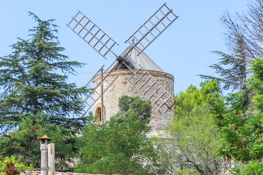 Moulin - Cativel - Gardanne