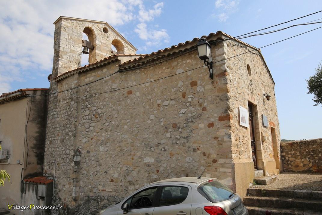 Chapelle - Notre-Dame d'Aide - Les Pennes-Mirabeau