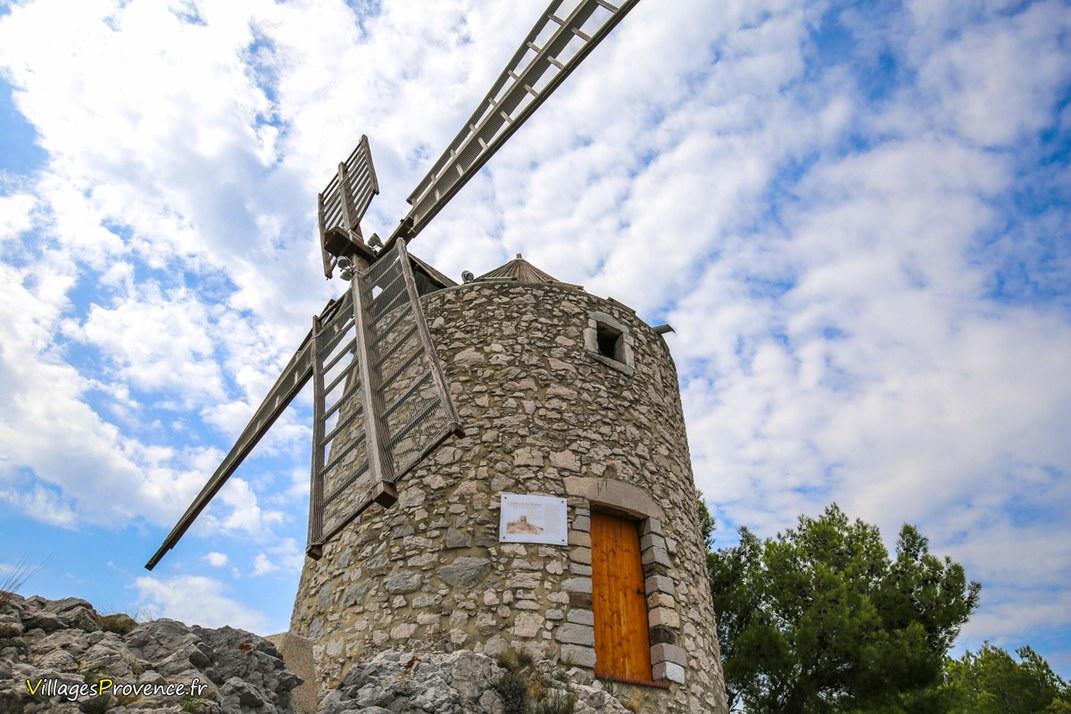 Moulin - Pallières - Les Pennes-Mirabeau