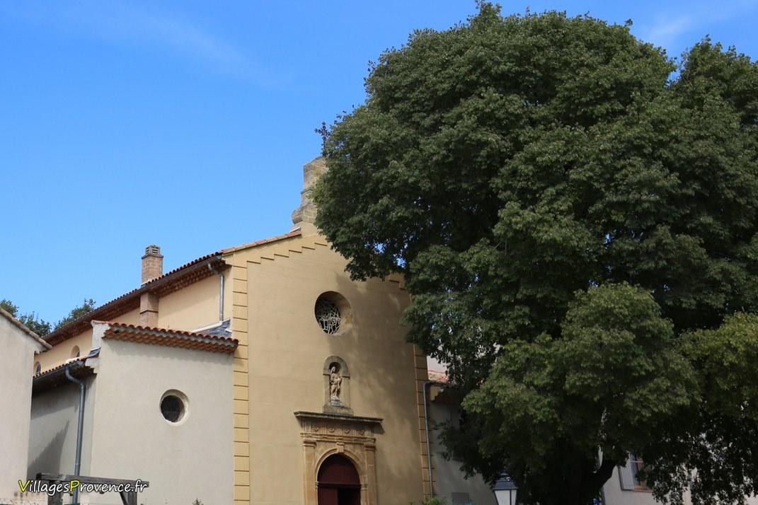 Eglise de Meyreuil - Meyreuil