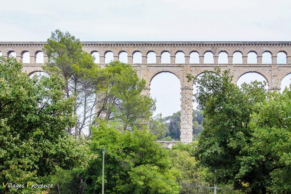 Aqueduc - Roquefavour - Ventabren