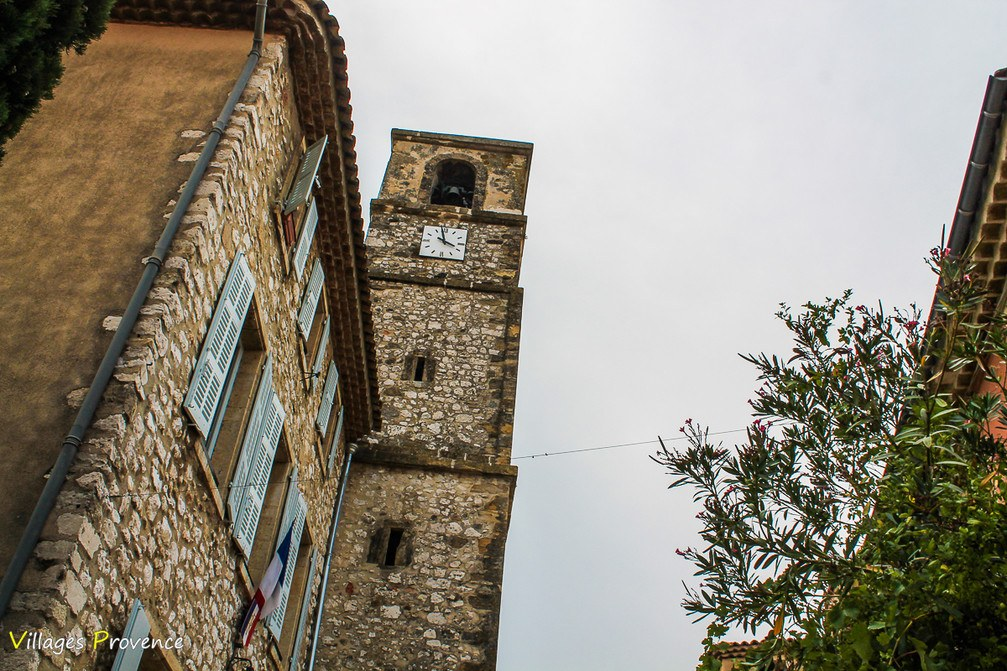 Eglise - Saint-Denis - Ventabren