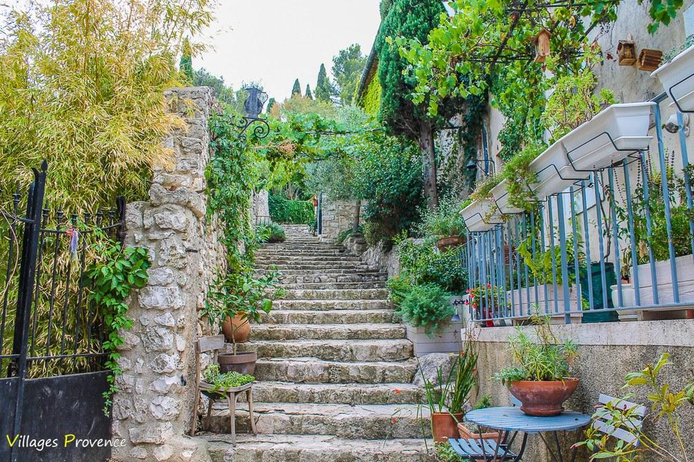 Escaliers - Ventabren