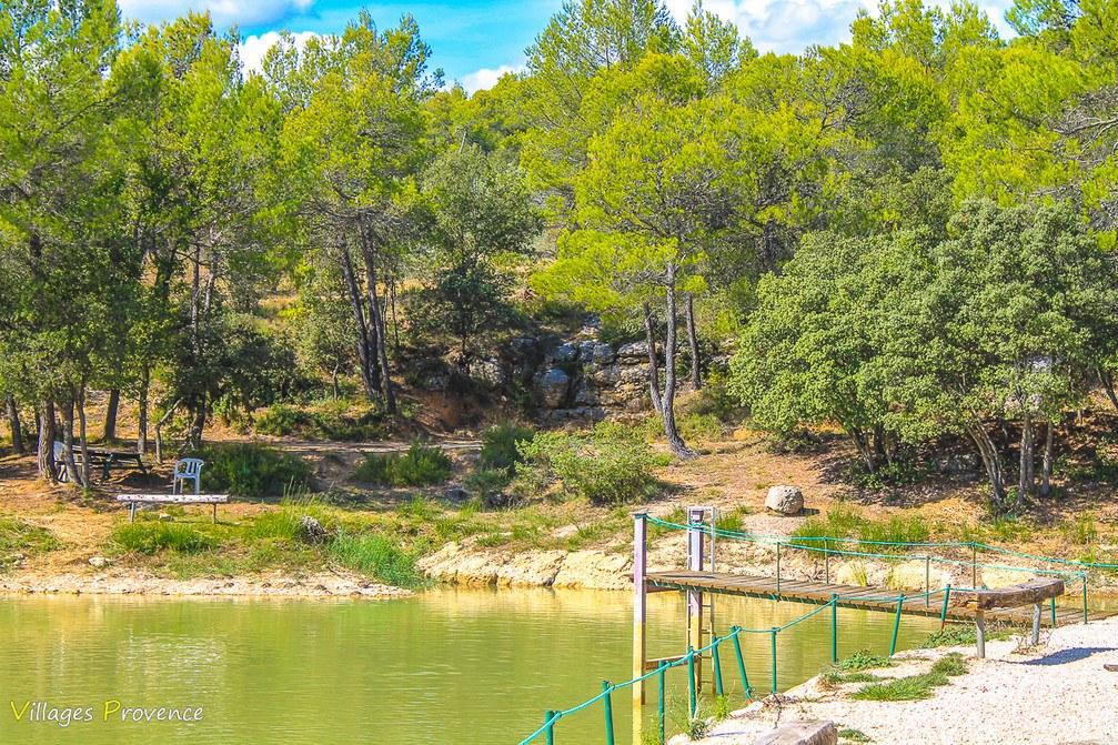 Lac - L'Aillade - Beaumont-de-Pertuis
