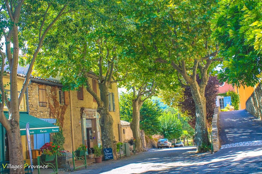 Rue - Beaumont-de-Pertuis