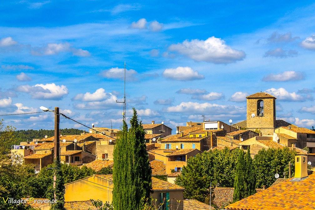 Village - Beaumont-de-Pertuis