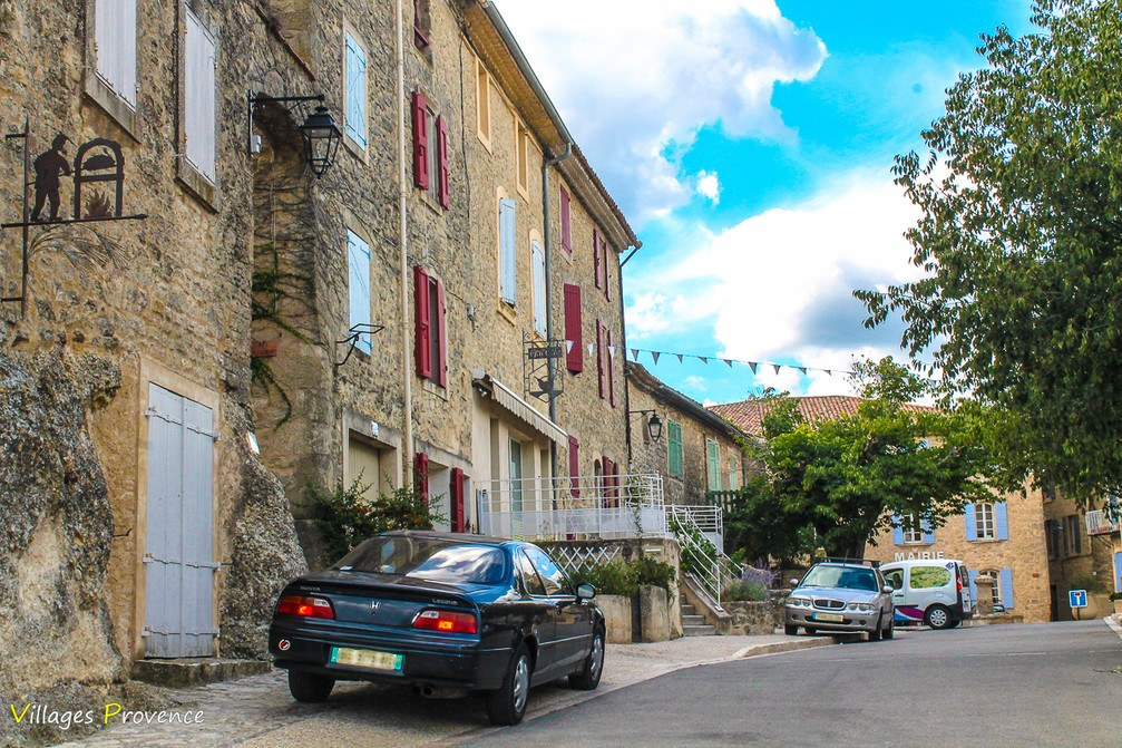 Rue - Grambois