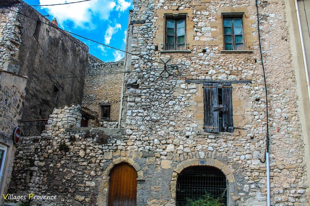 Vieille Maison - La Bastide-des-Jourdans