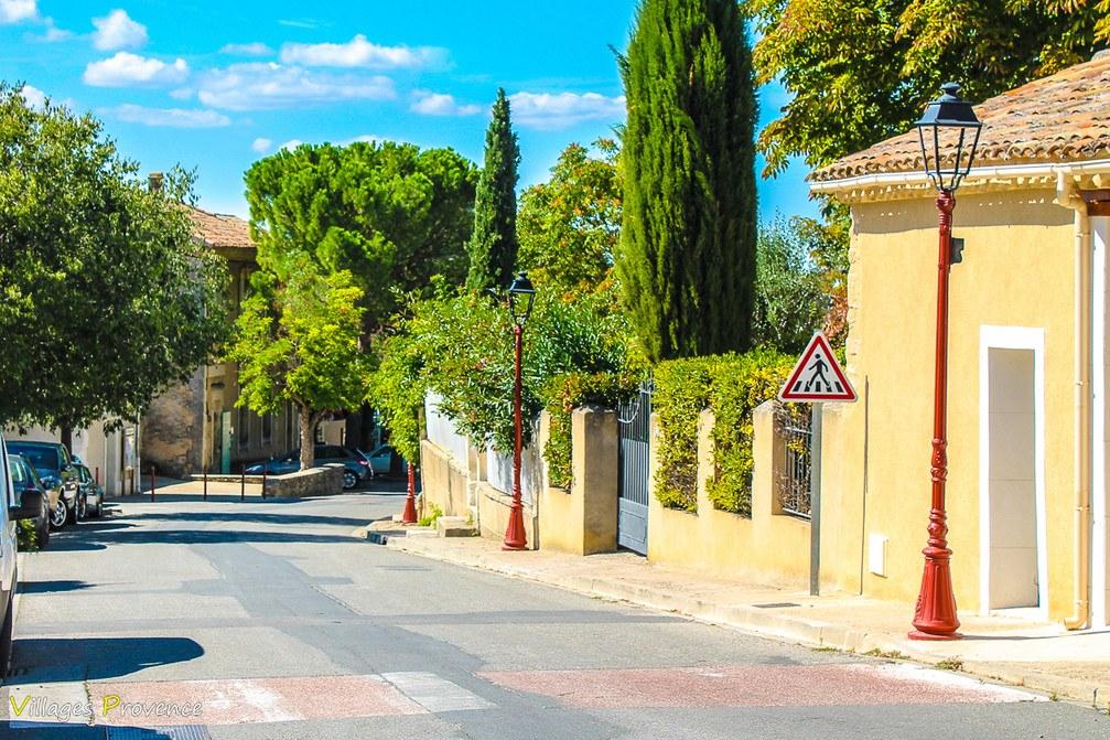 Rue - La Bastidonne