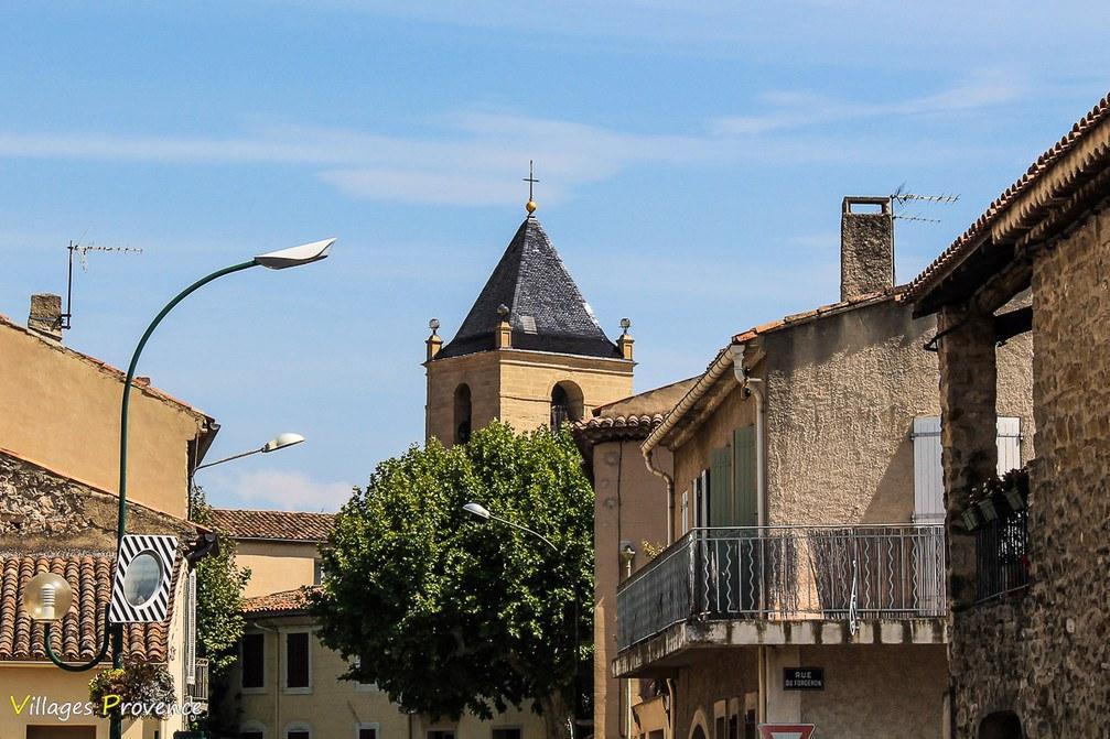 Eglise - La Tour-d'Aigues