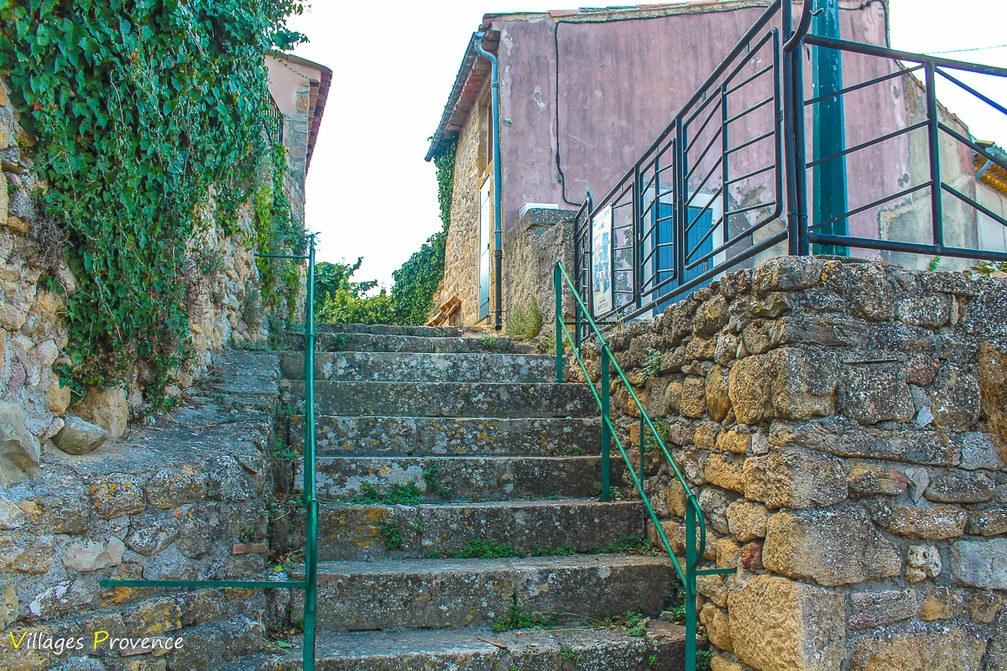 Escaliers - Mirabeau