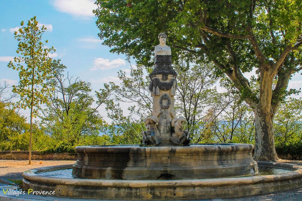 Fontaine - Morel - Pertuis