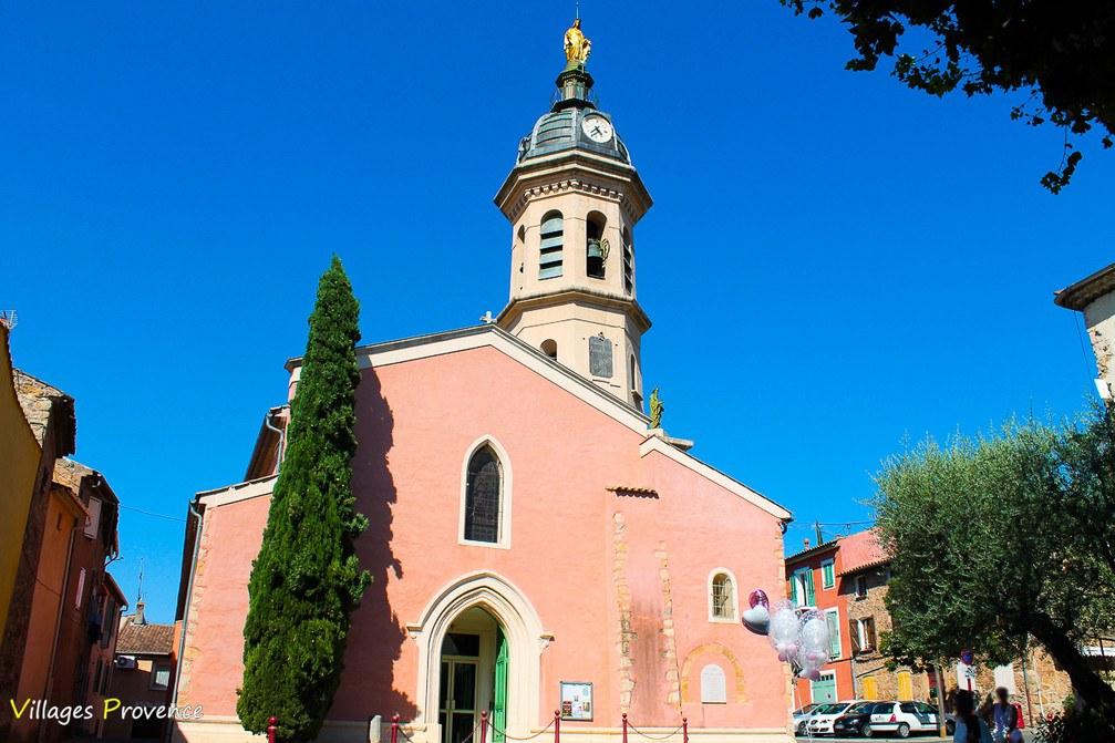 Eglise - Saint Jean-Baptiste - Vidauban