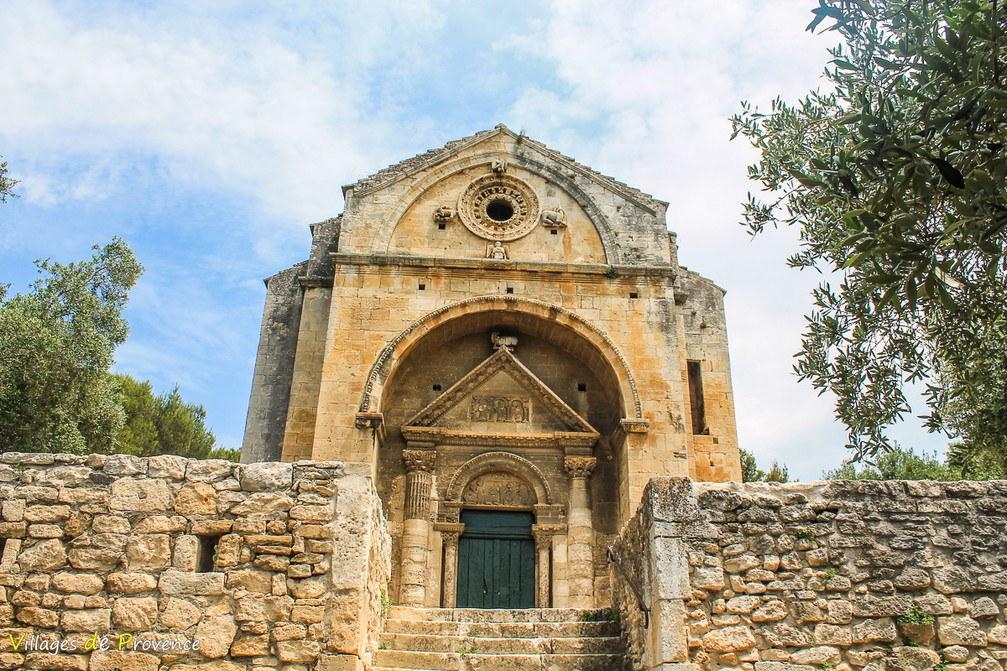 Chapelle - Saint-Gabriel - Tarascon
